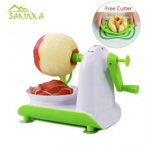 apple peeler machine