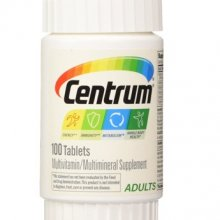 Centrum Adults 100 pills