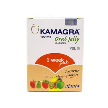 Kamagra Oral Jelly Vol III