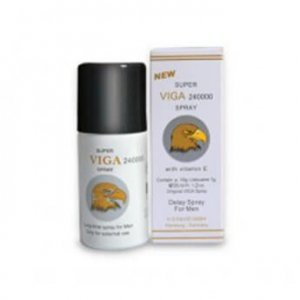 Viga 240000 Long Time Spray For Men