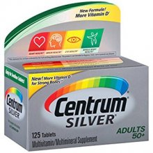 Centrum Silver Adult (125 Count)