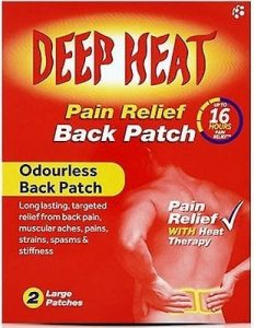 Deep Heat Pain Relief Spray