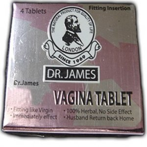 Dr. James Vagina Tightening Pills
