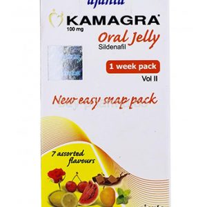 Kamagra Oral Jelly Vol II