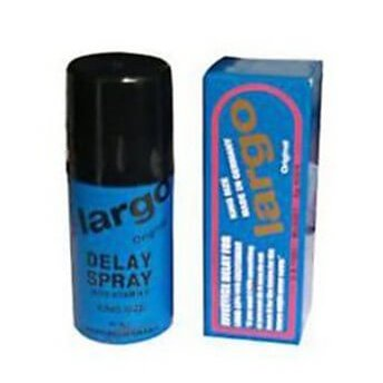 Largo Delay Spray For Men