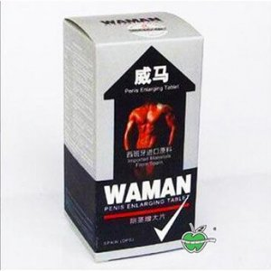 Waman penis enlarging tablets