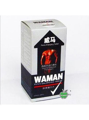 waman penis enlarging tablet