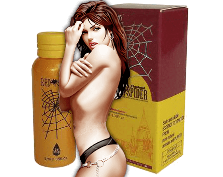 Red Spider Female Aphrodisiac Oral Solution Sex Drops