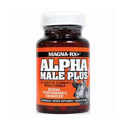 Alpha Male Plus Sexual Performance Enhancer