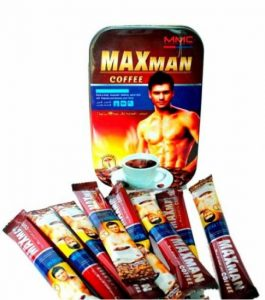 Maxman Coffee sexual enhancer