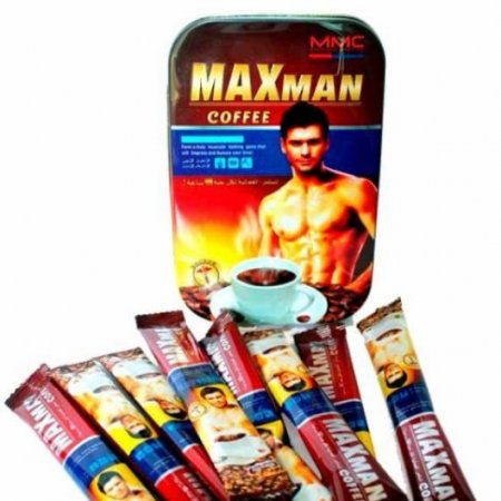 Maxman Coffee sexual enhancer