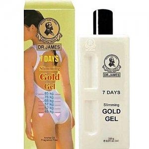 7 days slimming gold gel in Pakistan