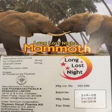 Long Lost Night dapoxetine 60mg in pakistan