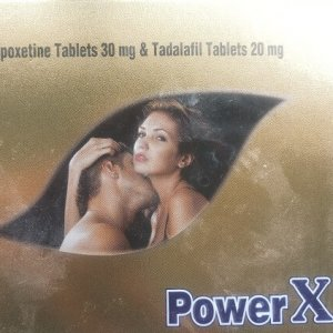 Power x dapoxetine tablets in pakistan