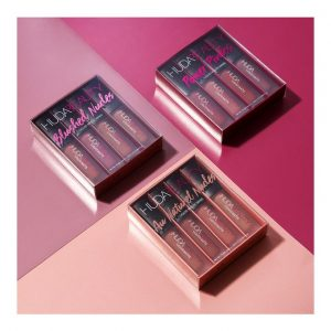 HUDA BEAUTY Liquid Matte Minis Set