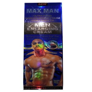 MAXMAN enlargement cream increases super effect