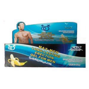 MAX-MEN LONG LASTING ERECTION GEL FOR MEN
