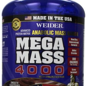 WEIDER MEGA MASS 4000 6 LB IN PAKISTAN
