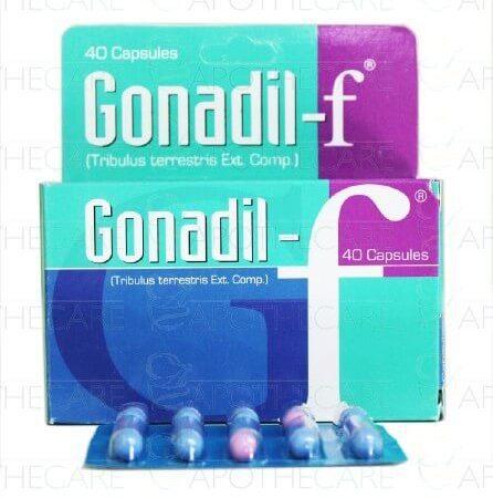 gonadil-f capsule in Pakistan