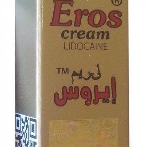 Eros Cream Lidocaine 15g
