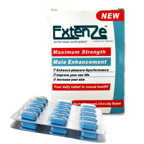 Extenze 30 Tablets in Pakistan