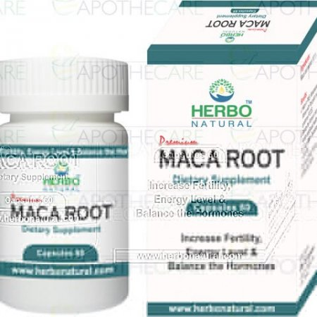 Premium Maca Root 60 Capsule in Pakistan