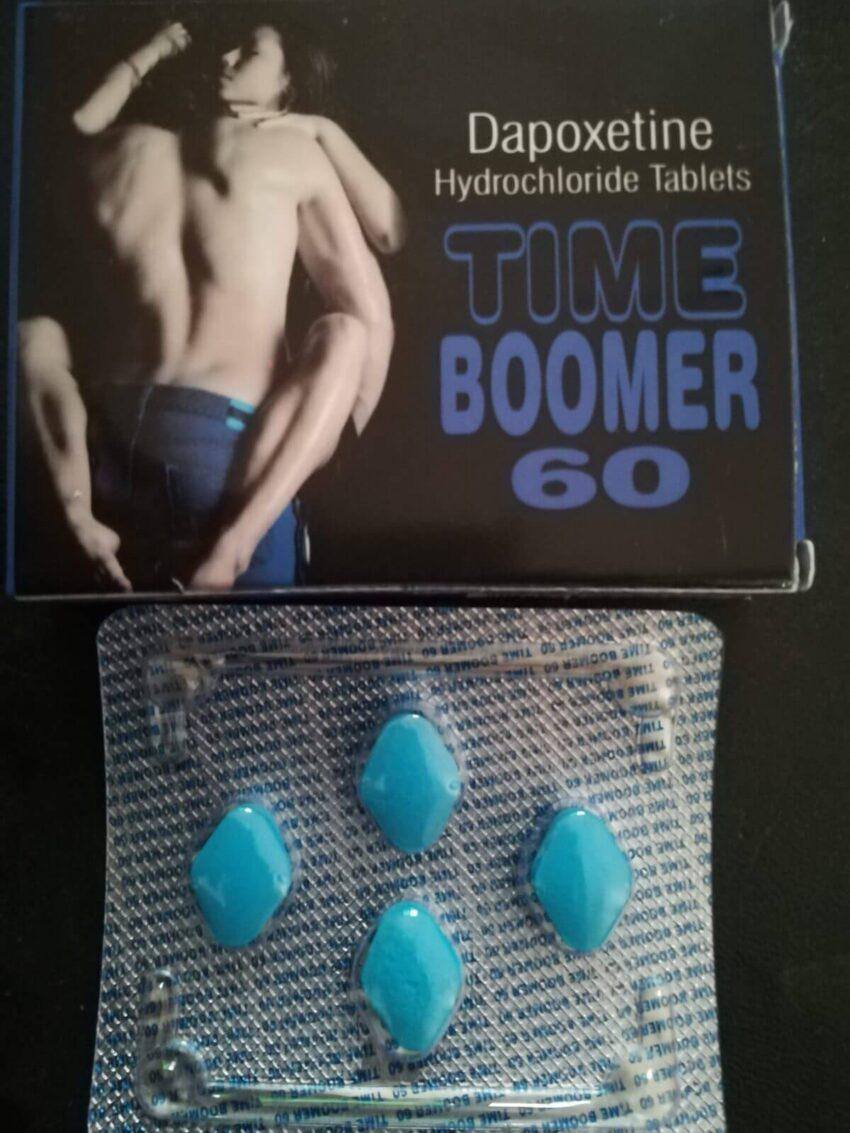 Dapoxetine Hydrochloride tablets in Pakistan