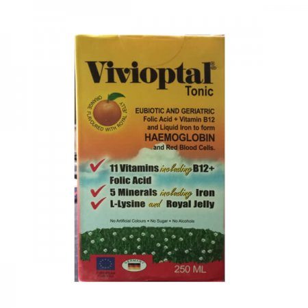 Vivioptal tonic adult in Pakistan