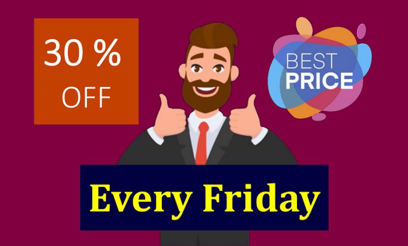 imtiaz trader friday 30% off