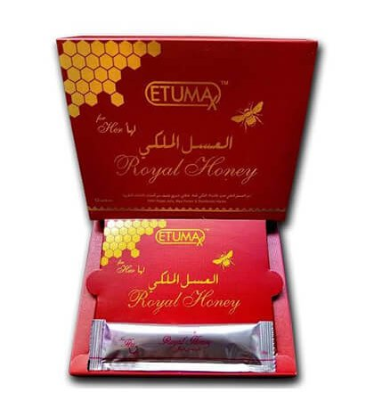 Etumax Royal Honey for Her Original 100%