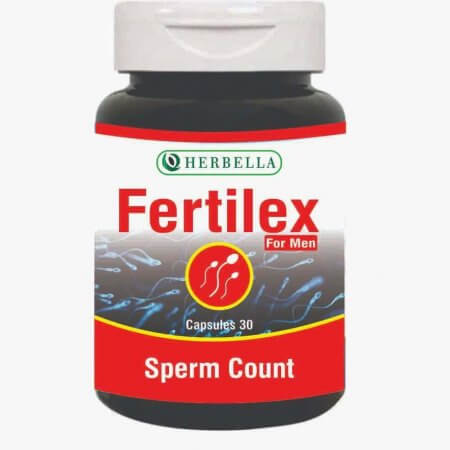 Fertilex Capsules for men