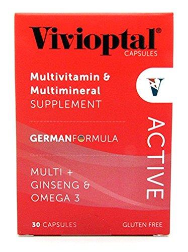 Vivioptal Active Multivitamin Imported