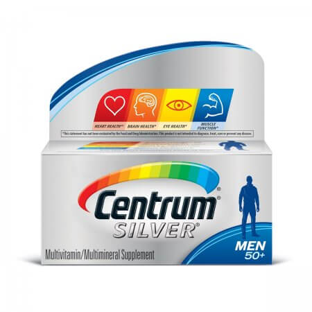 Centrum Silver Men Multivitamin 50+