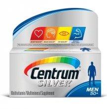 Centrum Silver Men Multivitamin 50+