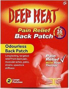 Deep Heat Pain Relief Spray