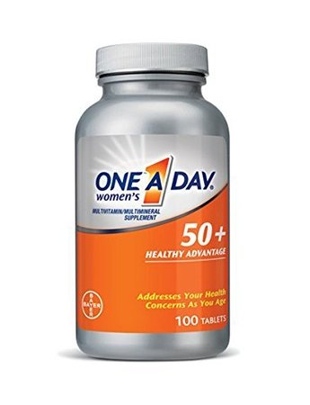 One A Day Women's 50+