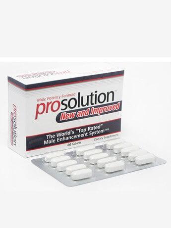 prosolution pills review
