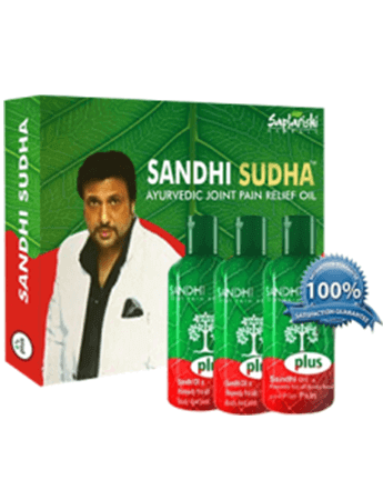 Sandhi Sudha Plus Joint Massage Oil