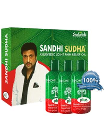 Sandhi Sudha Plus Joint Massage Oil