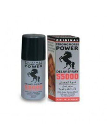Strong Horse Power 55000 Delay Spray for men