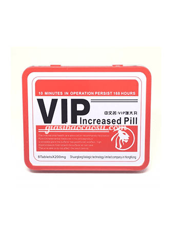 VIP Increased Pill Male Erection Sex Tablets