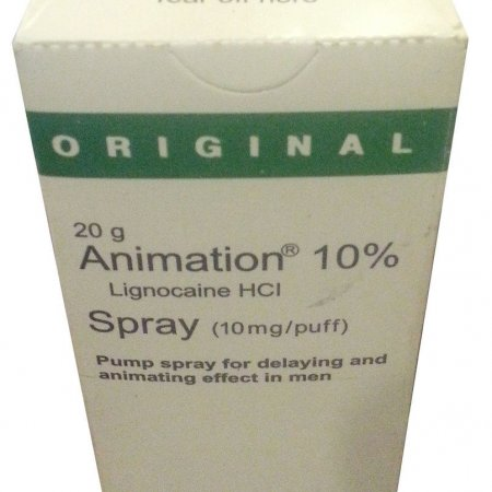 Animation Original Spray For Men