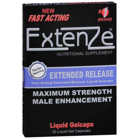 Extenze Maximum Male Enhancement supplement