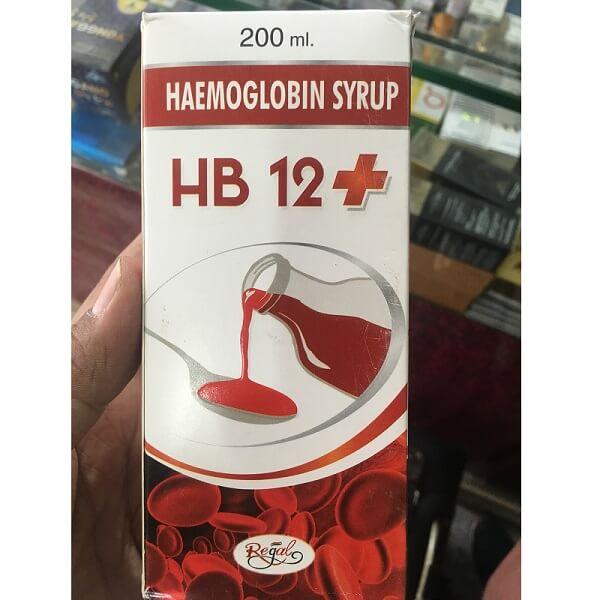 Hemoglobin syrup in Pakistan