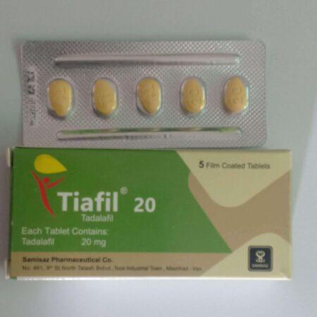 Taifil tadalafil 20mg in Pakistan