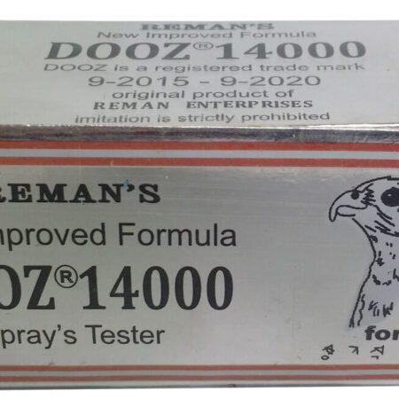 Reman's Dooz 14000 Men Delay Spray Tester (5ml x 10 pcs)