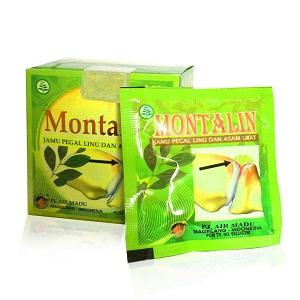 Montalin Herbal Capsule Sashy In Pakistan