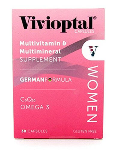 Vivioptal Women Multivitamin imported