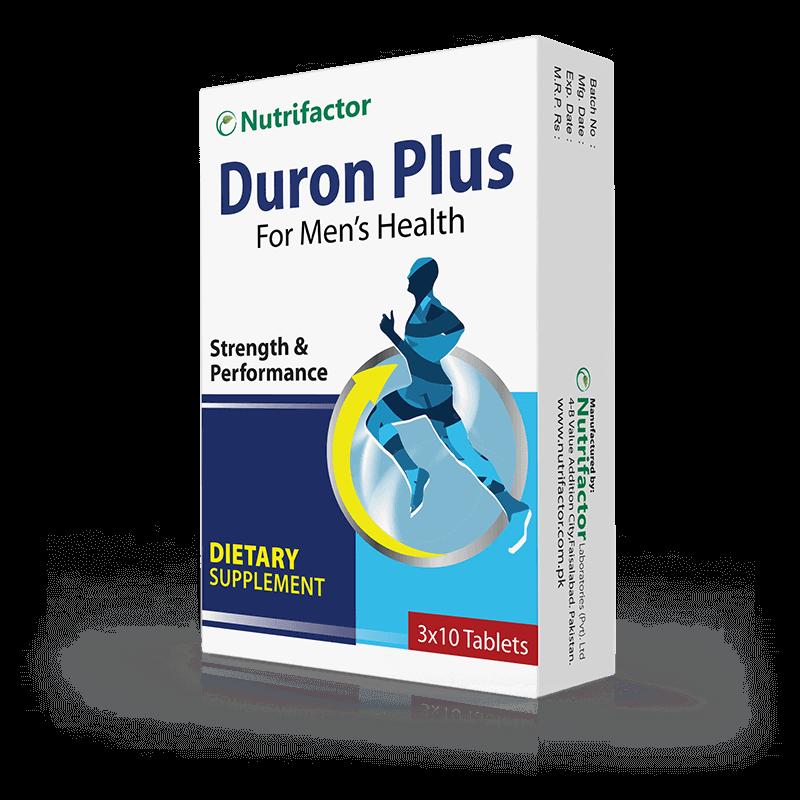 Men Performance Duran Plus